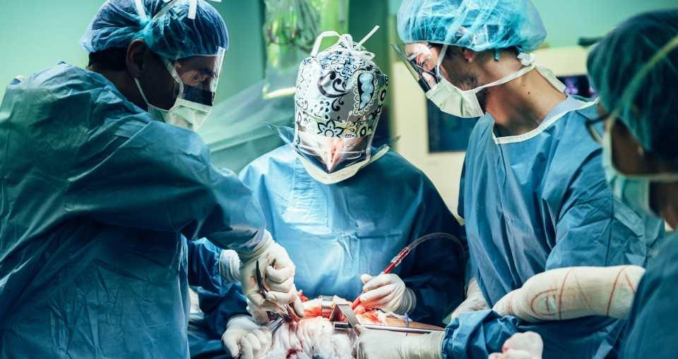 операция по удалению придатков матки (Аднексэктомия)