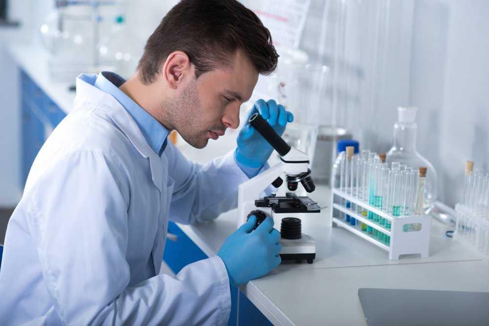 Исследование цитологических образцов