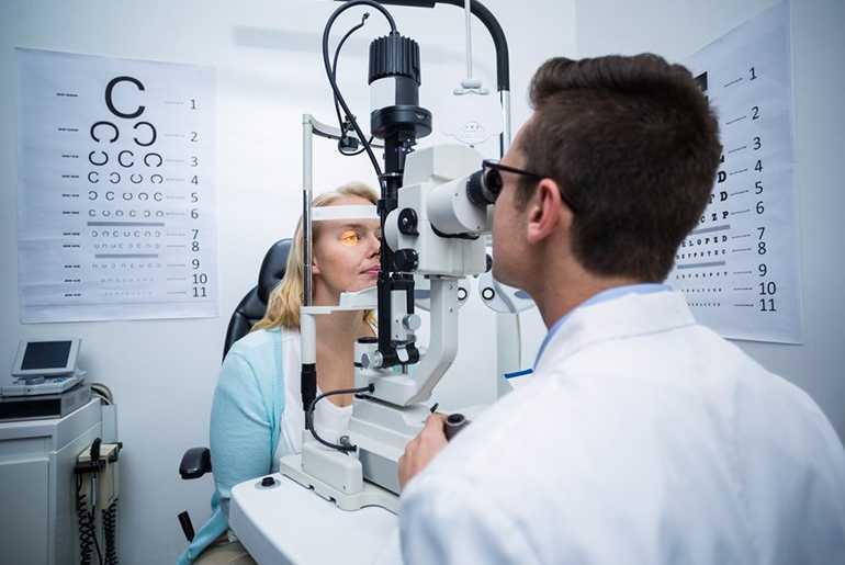 Зрение после операции кератопластики